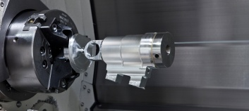 Multi-Axis C.N.C Machining - Engineering Service