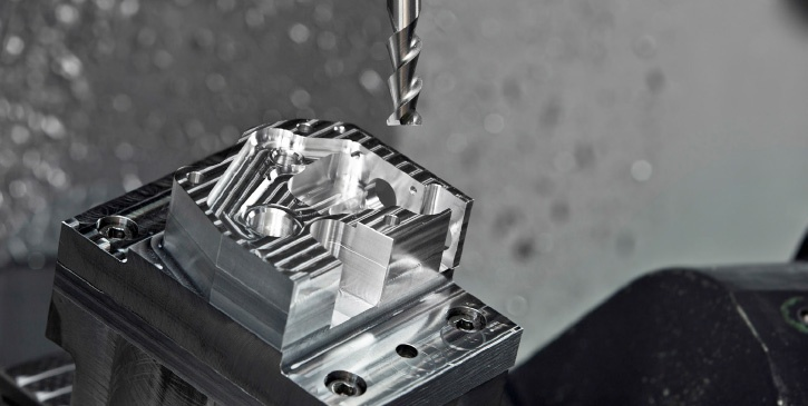 Multi-Axis C.N.C Machining